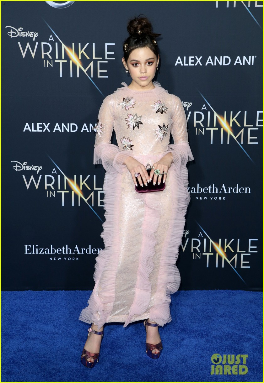 a wrinkle in time premiere hollywood february 2018 274040150