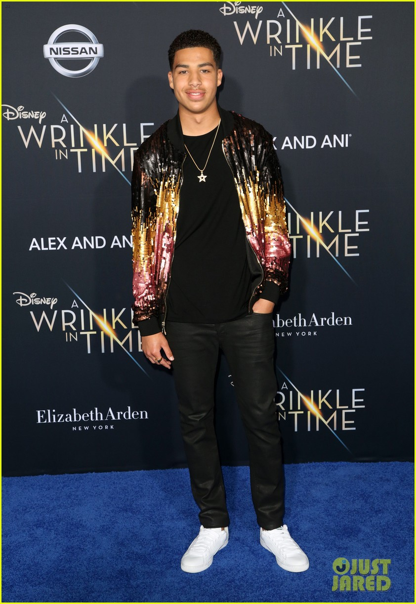 a wrinkle in time premiere hollywood february 2018 284040151