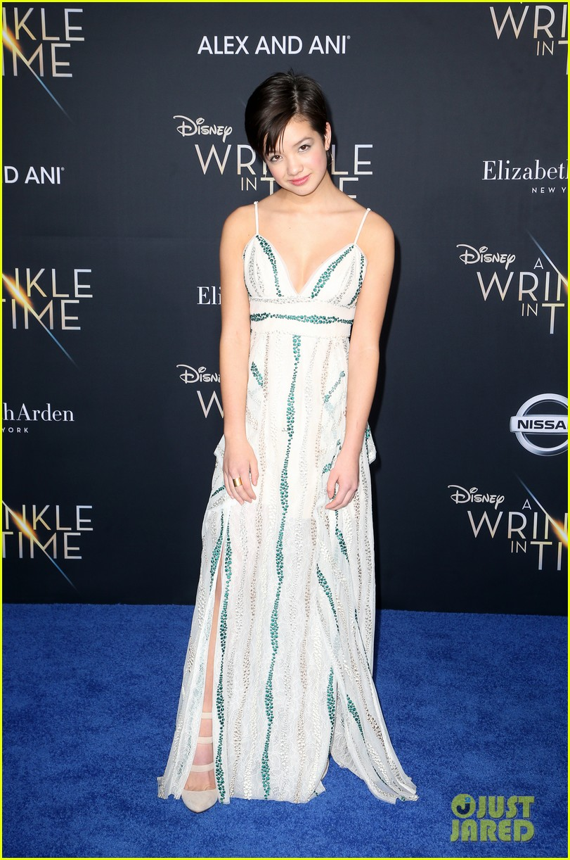 a wrinkle in time premiere hollywood february 2018 324040153