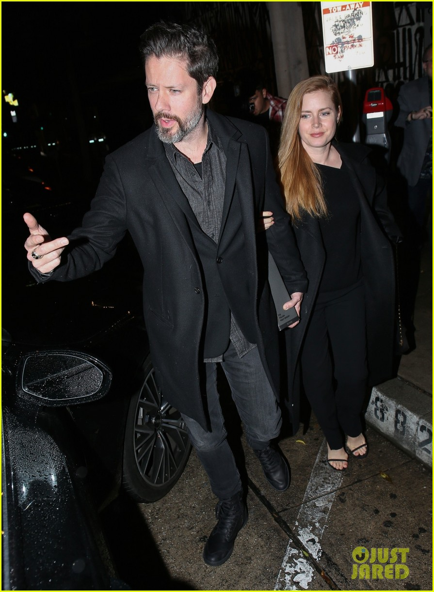 amy adams darren le gallo couple up for date night 054052161