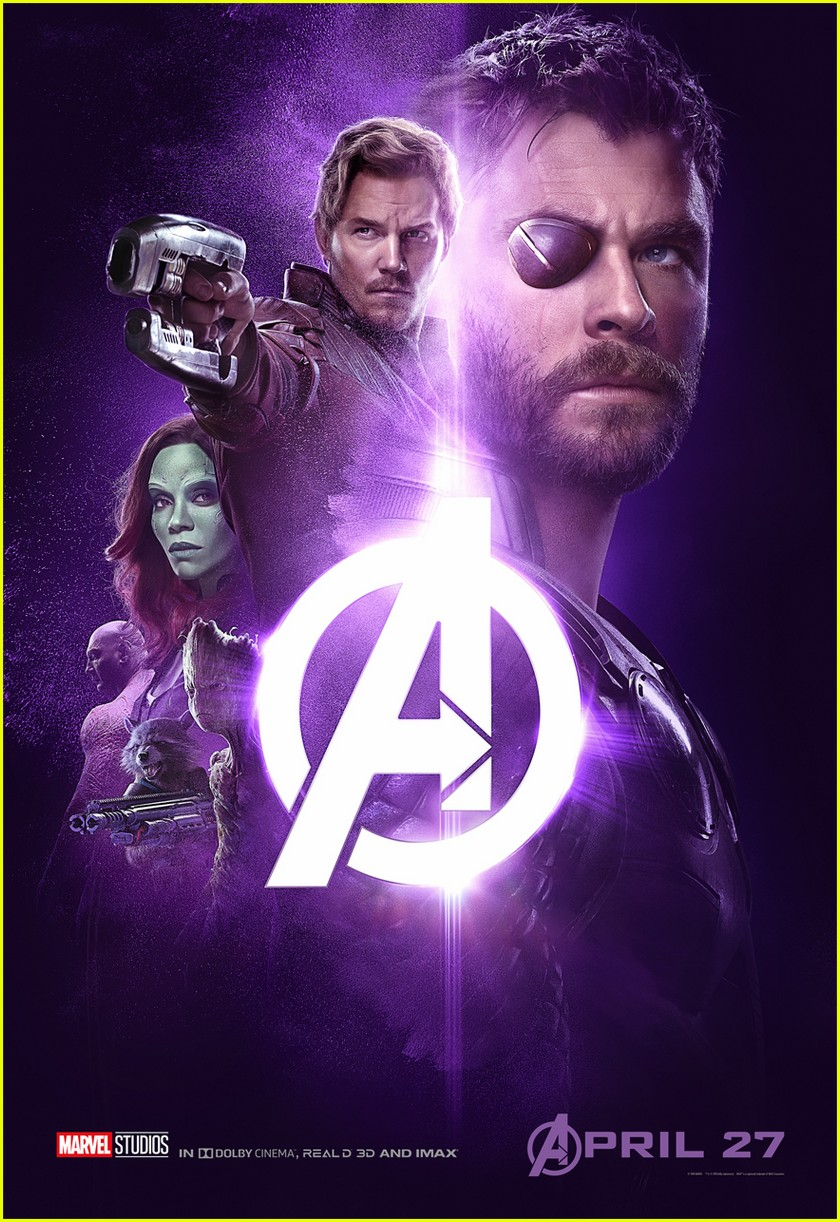 avengers: infinity war' character posters bring all the superheroes