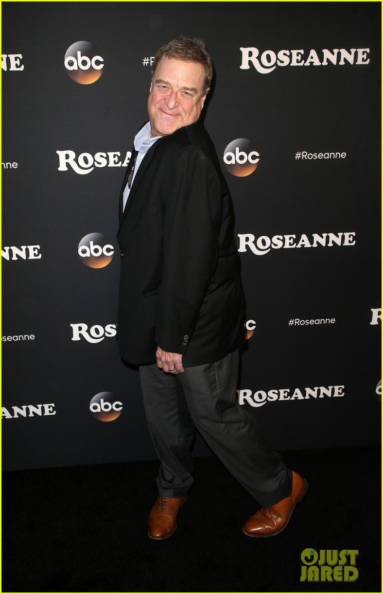 roseanne barr john goodman buddy up at roseanne reboot premiere 184055027