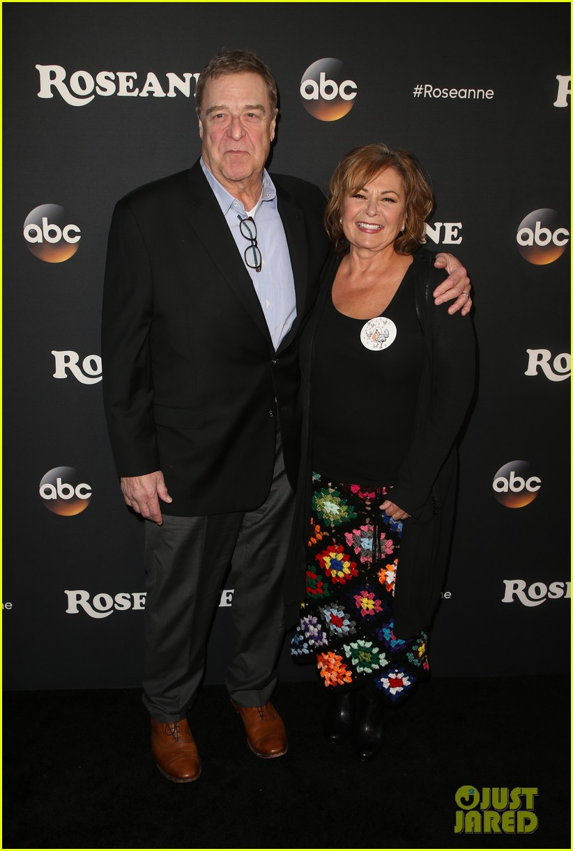 roseanne barr john goodman buddy up at roseanne reboot premiere 194055028