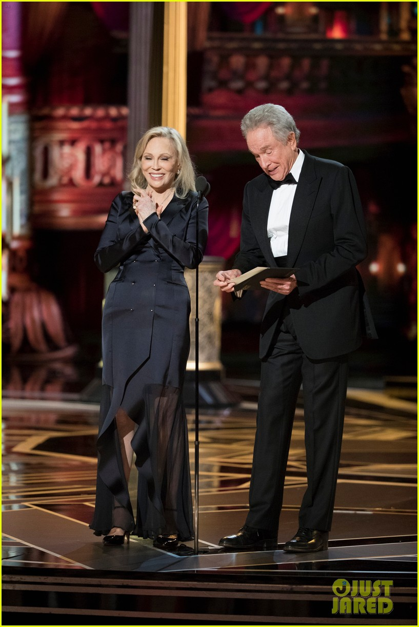 warren beatty faye dunaway oscars 2018 124044835