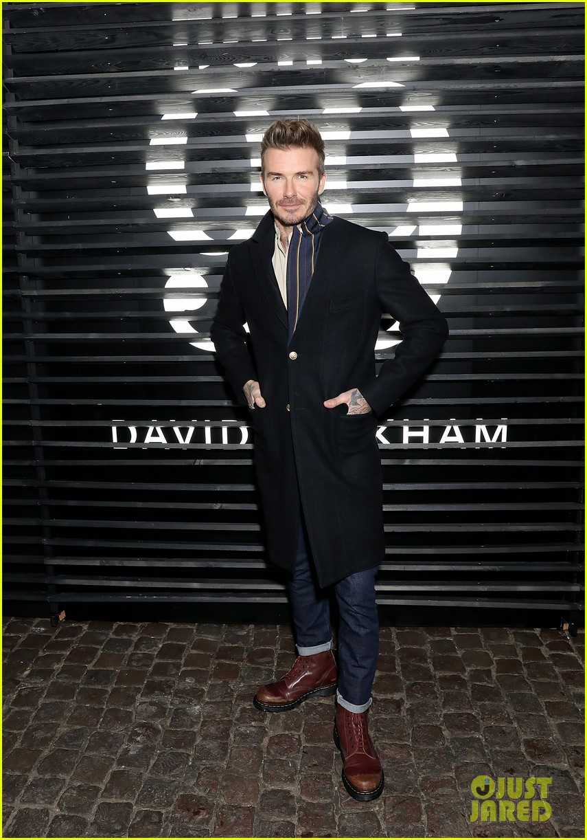 David Beckham Hosts House 99 Global Launch Party