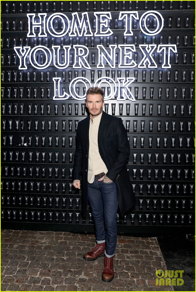 David Beckham Hosts House 99 Global Launch Party Photo 4041252