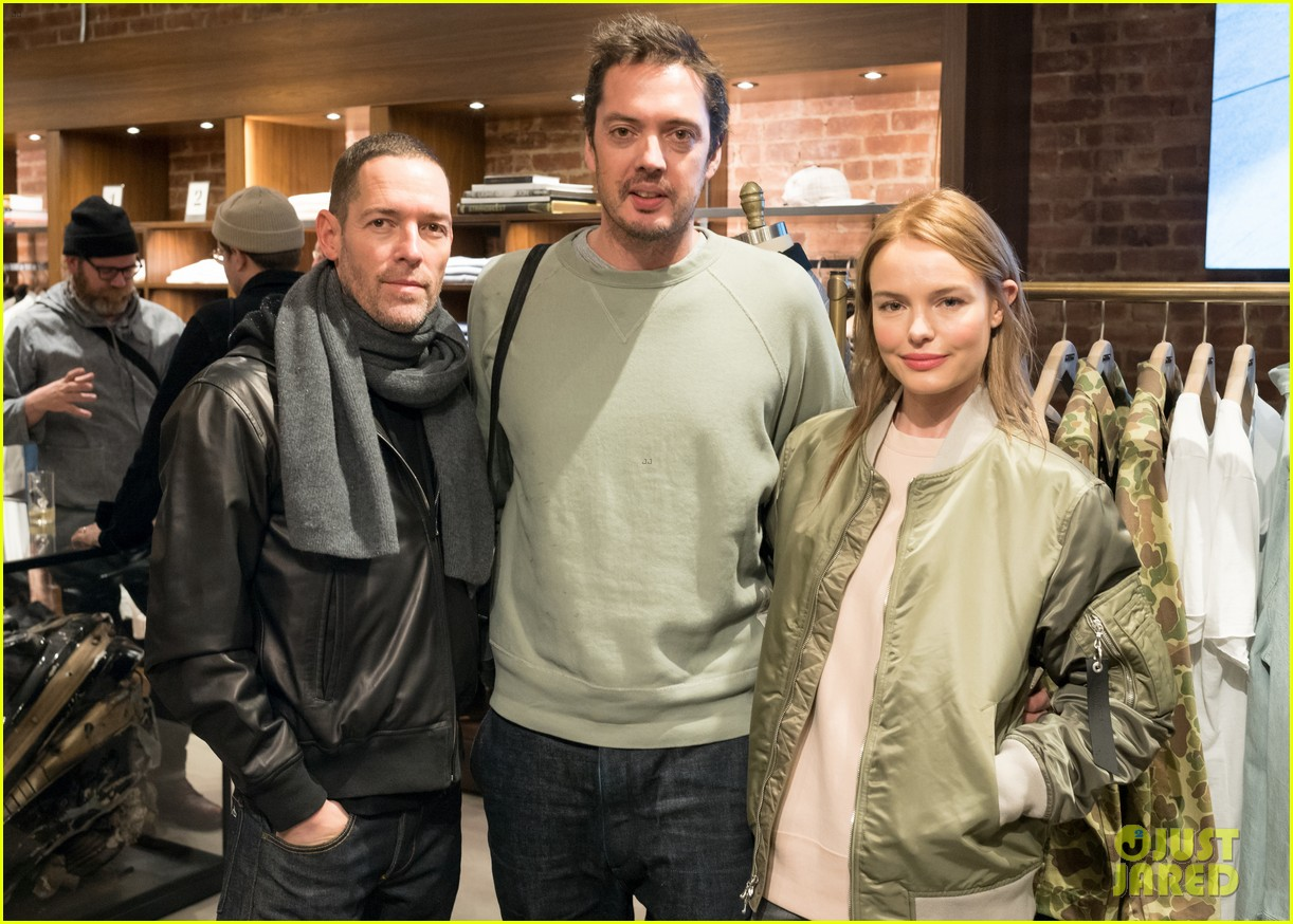 kate bosworth michael polish couple up for fashion event in nyc 074048156