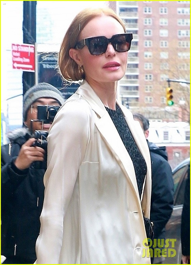 kate bosworth michael polish couple up for fashion event in nyc 084048157