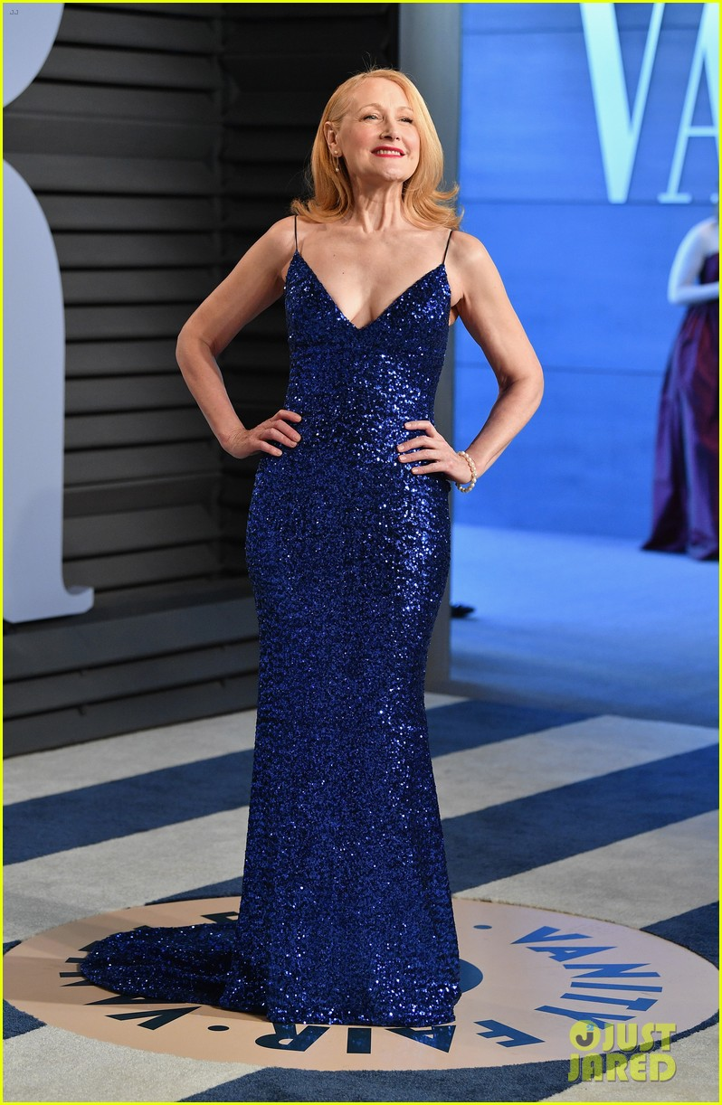 connie britton oscars 2018 after party 064045978