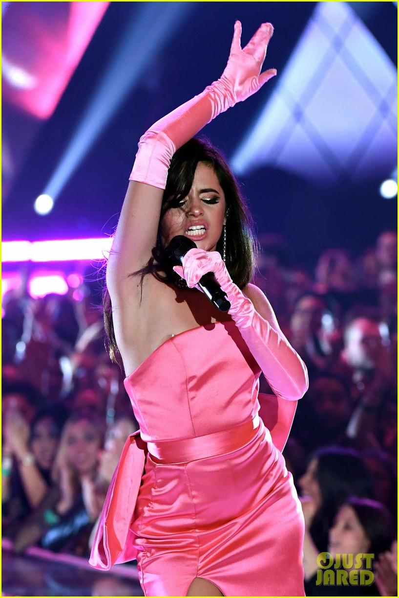 Camila Cabello Performs 'Havana' at iHeartRadio Music Awards