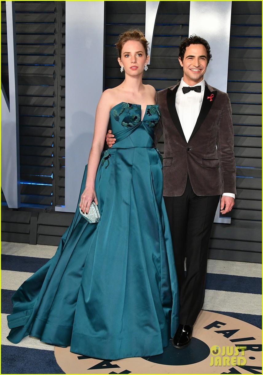 Phoebe Tonkin, Kat Graham & Camila Mendes Celebrate The Oscars at ...