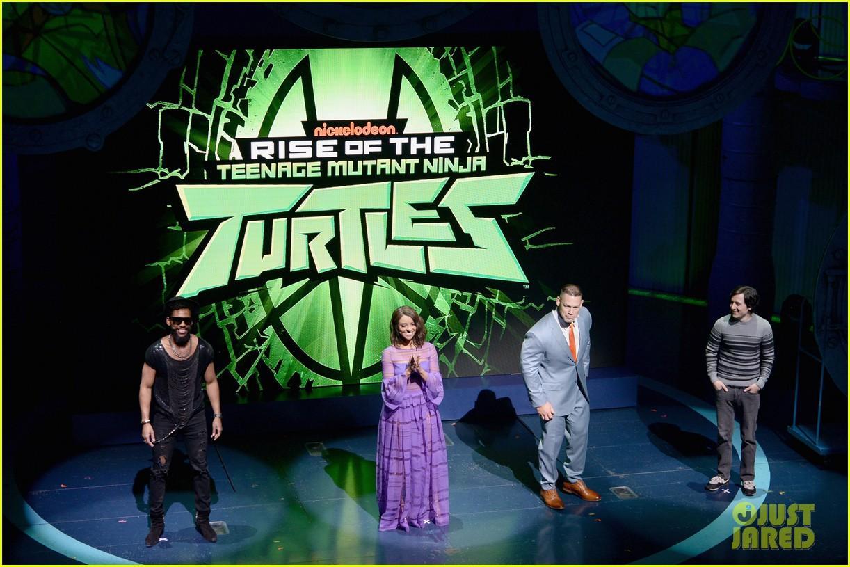 John Cena Announces New Shows at Nickelodeon Upfronts 2018