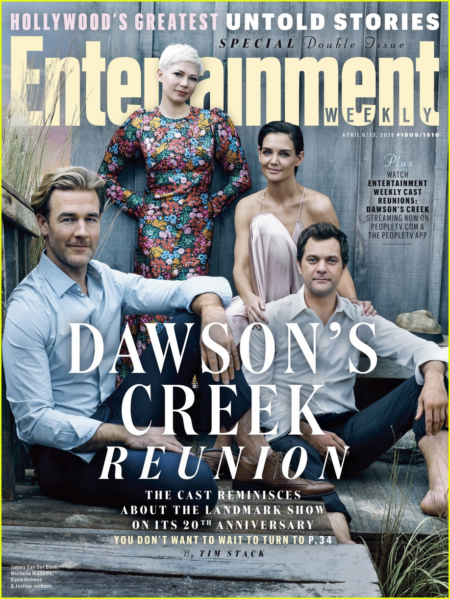 dawsons creek reunion 054057099