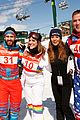 darren criss and fiancee mia swier hit the slopes for operation smile 02