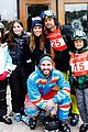darren criss and fiancee mia swier hit the slopes for operation smile 29