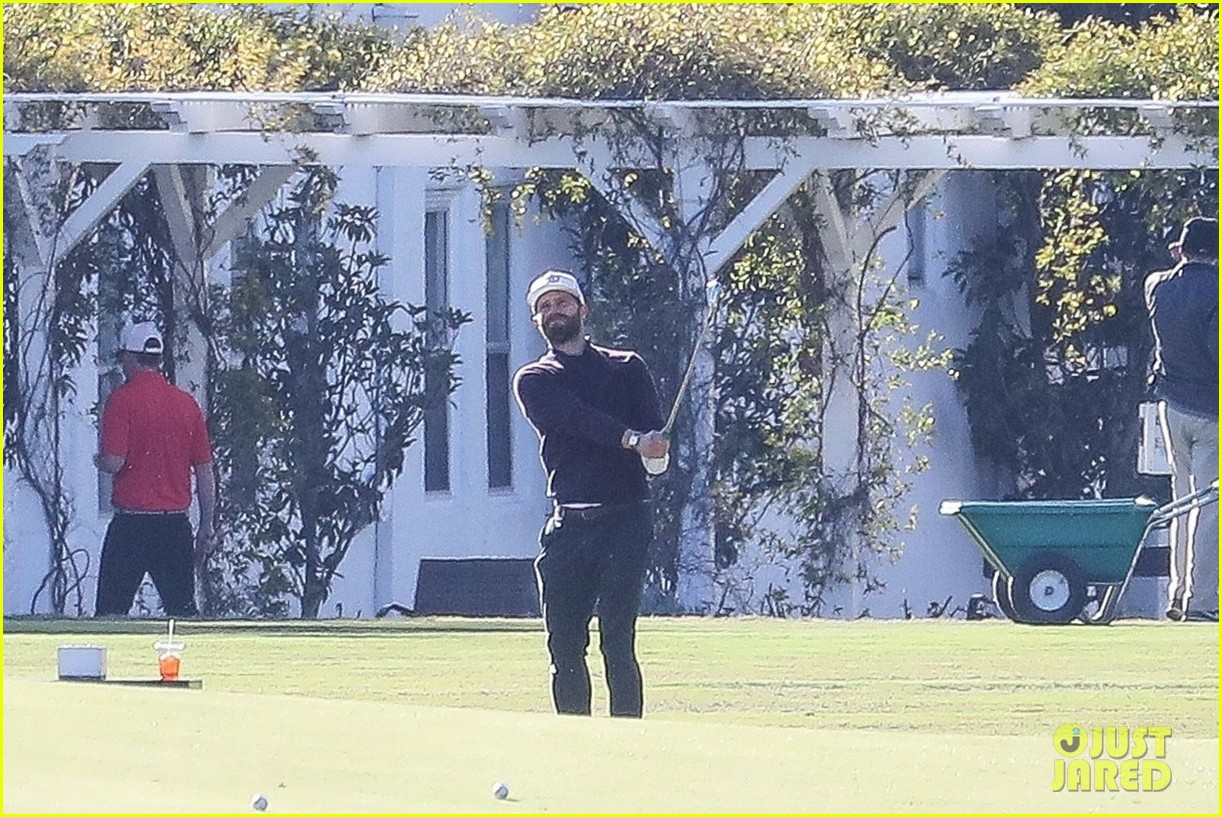 jamie dornan golf tuesday 174046822