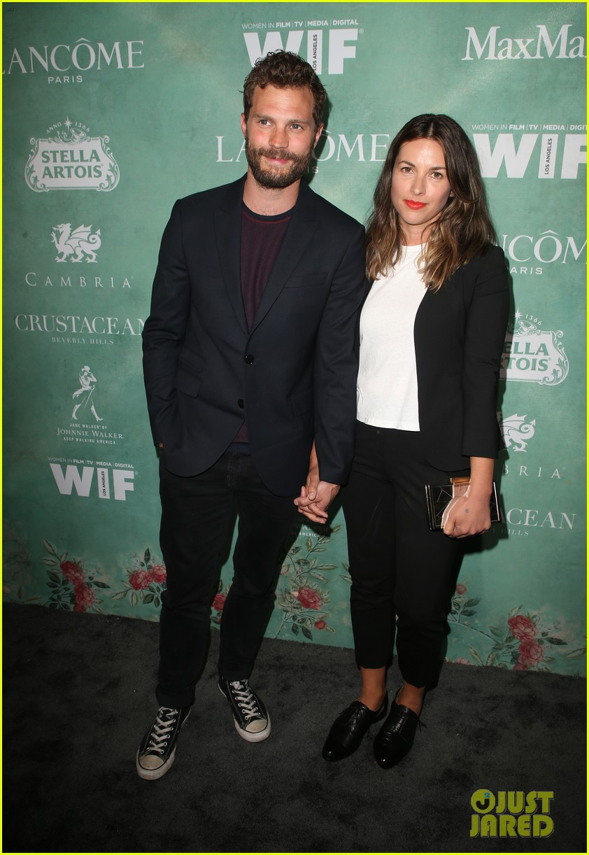 jamie dornan amelia warner women in film party 044042660