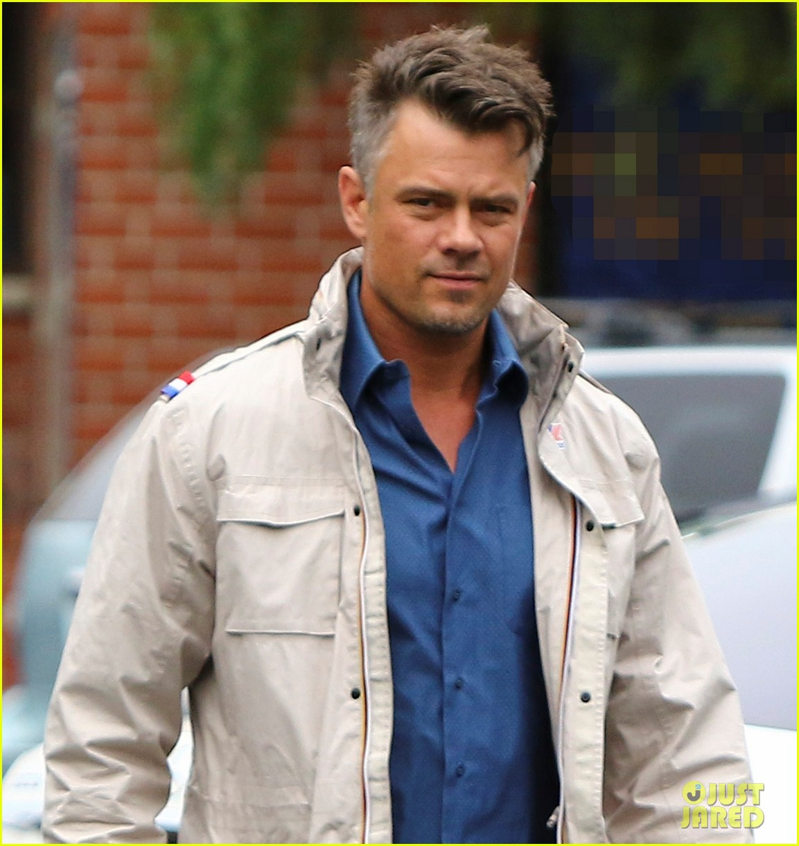 josh duhamel shares video of son axls first day of tee ball 044049976