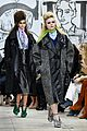 elle fanning kaia gerber miu miu paris fashion week 00