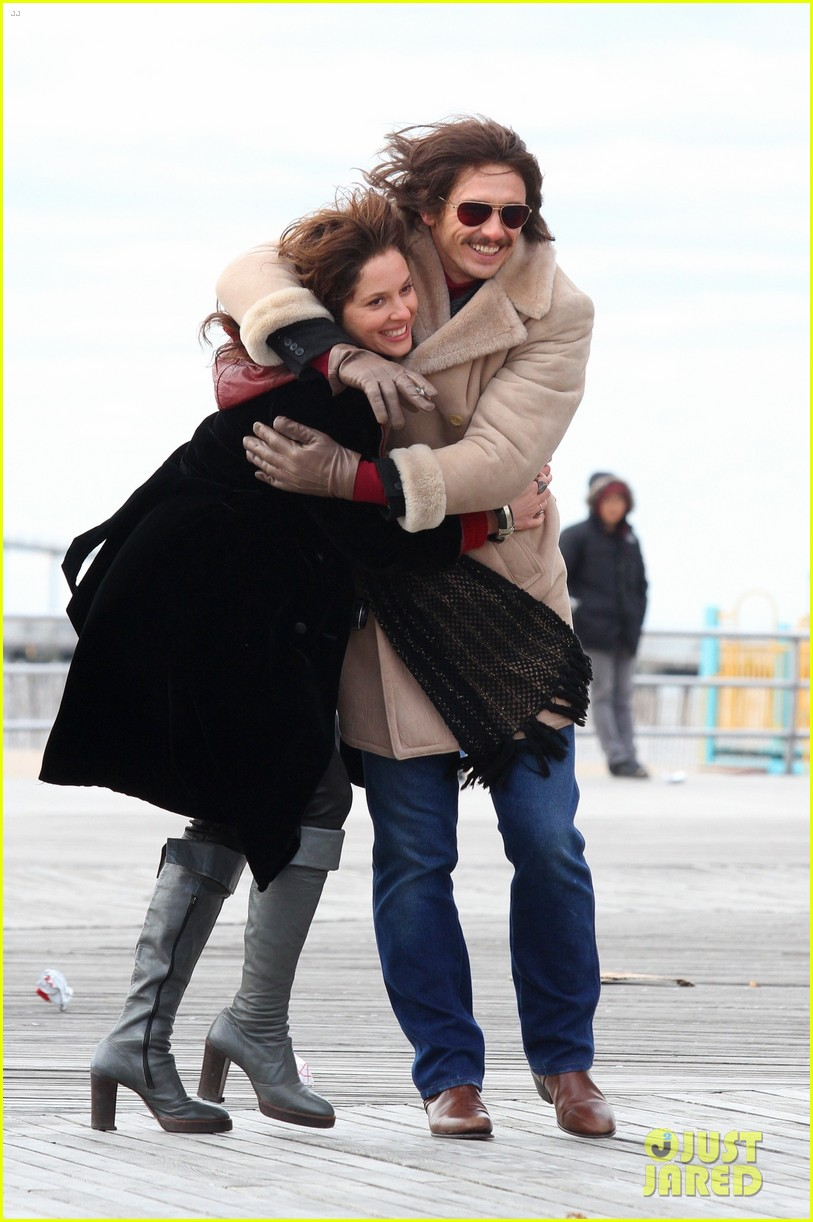 james franco films for the deuce season 2 with margarita levieva 034046950
