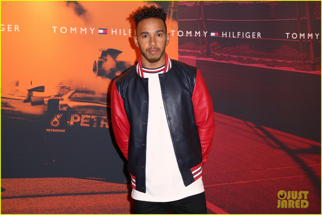7b9aac2d Lewis Hamilton Announced as Global Brand Ambassador for Tommy Hilfiger  Men's!