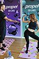 julianne hough brooks laich workout photos 01