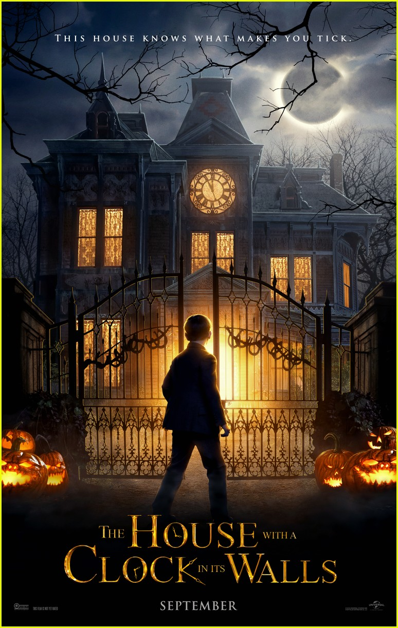 The House With A Clock In Its Walls Trailer Brings The Childrens