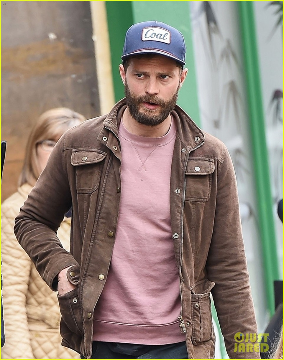 jamie dornan daughter march 2018 england 024058031