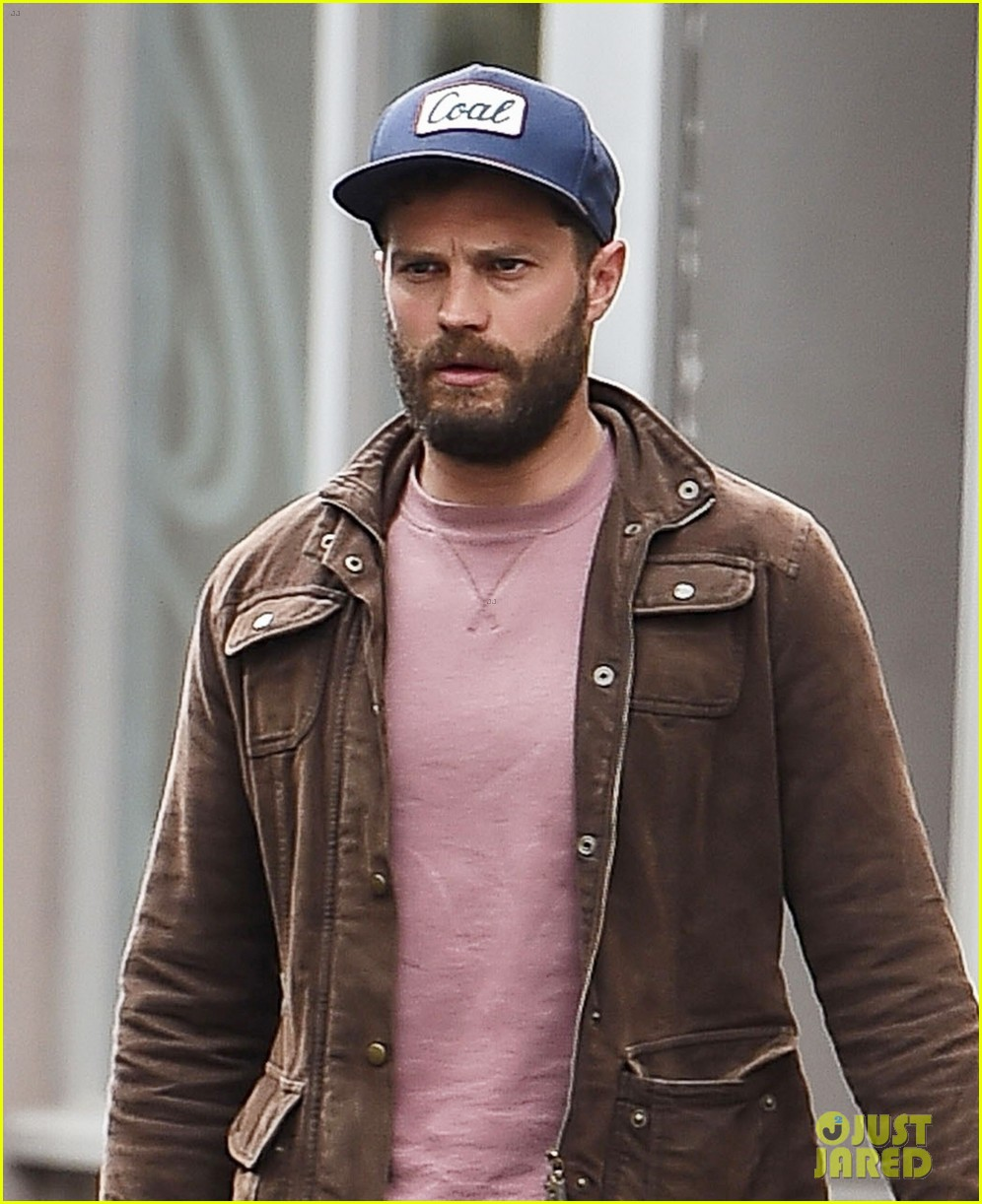 jamie dornan daughter march 2018 england 044058033