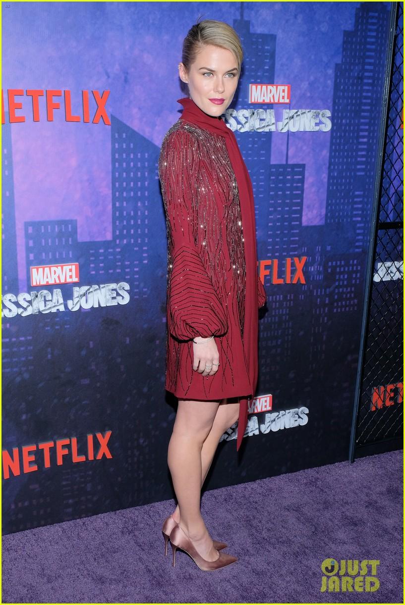 Krysten Ritter Gets Glam At Jessica Jones Season 2 New York