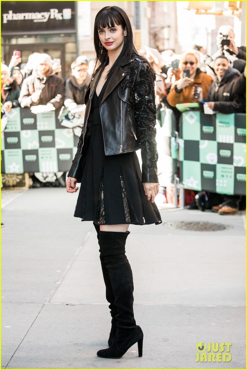 Krysten Ritter Gets Glam at 'Jessica Jones' Season 2 New ...