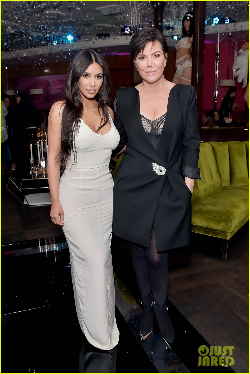 kim kardashian sofia vergara rita ora celebrate at lorraine schwartzs the eye bangles 144050568