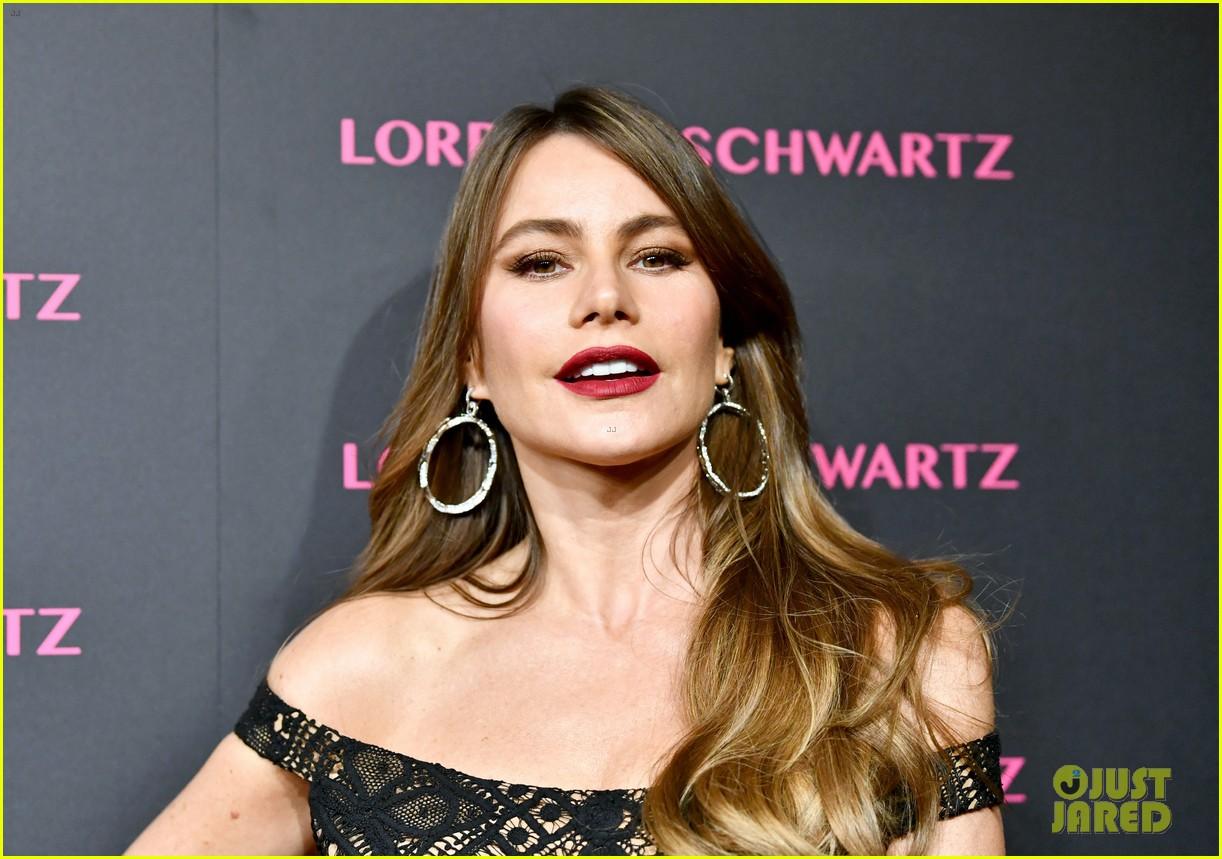 kim kardashian sofia vergara rita ora celebrate at lorraine schwartzs the eye bangles 204050574