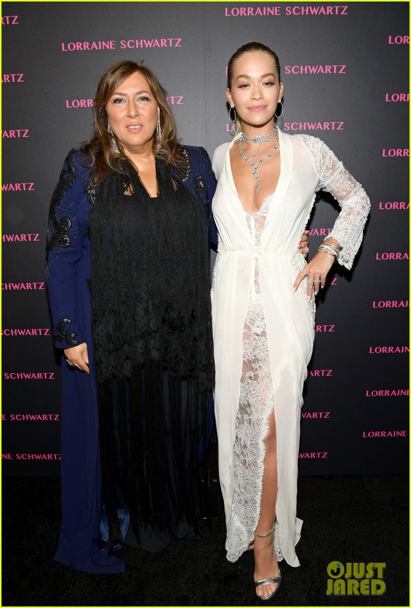 kim kardashian sofia vergara rita ora celebrate at lorraine schwartzs the eye bangles 524050606