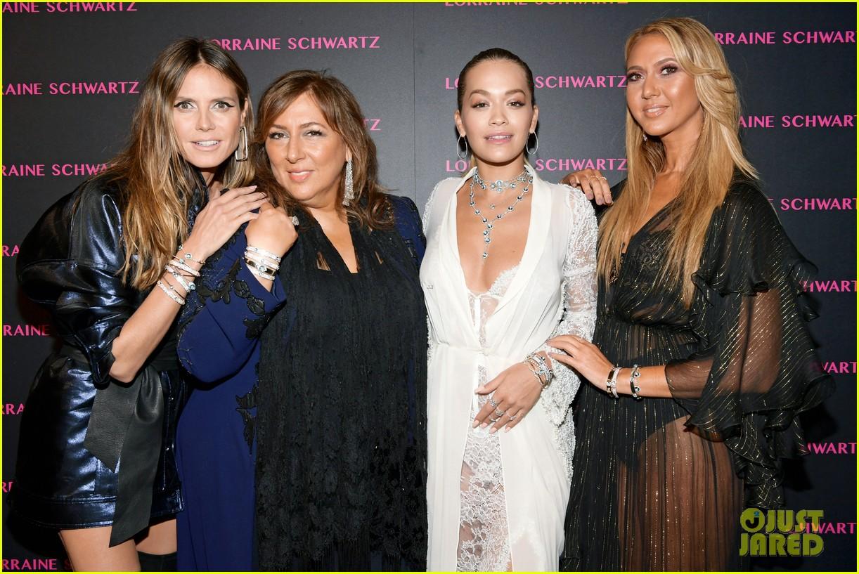 kim kardashian sofia vergara rita ora celebrate at lorraine schwartzs the eye bangles 564050610