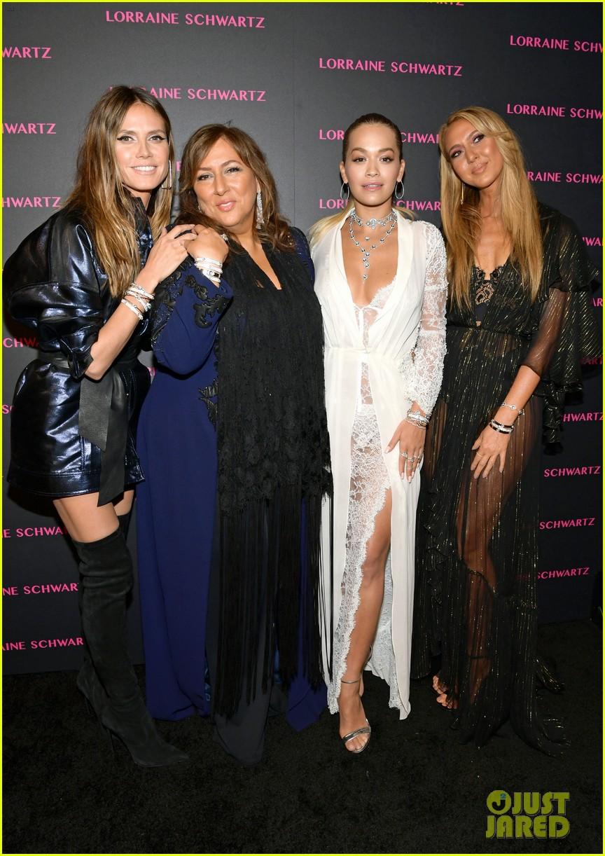 kim kardashian sofia vergara rita ora celebrate at lorraine schwartzs the eye bangles 574050611