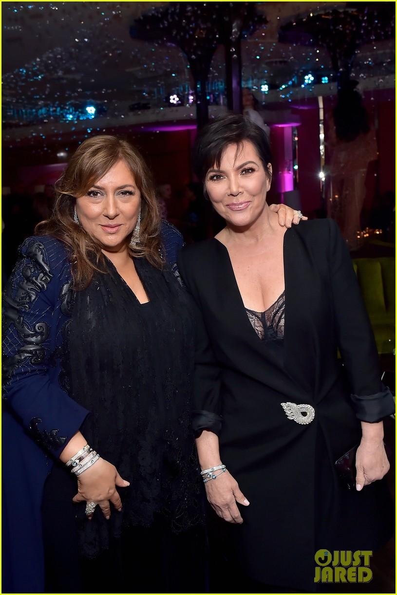 kim kardashian sofia vergara rita ora celebrate at lorraine schwartzs the eye bangles 774050631