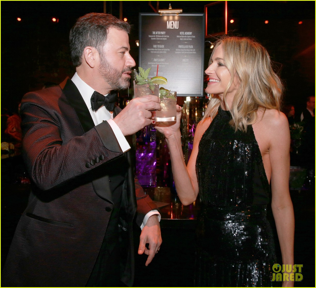 jimmy kimmel oscars after party 134045425
