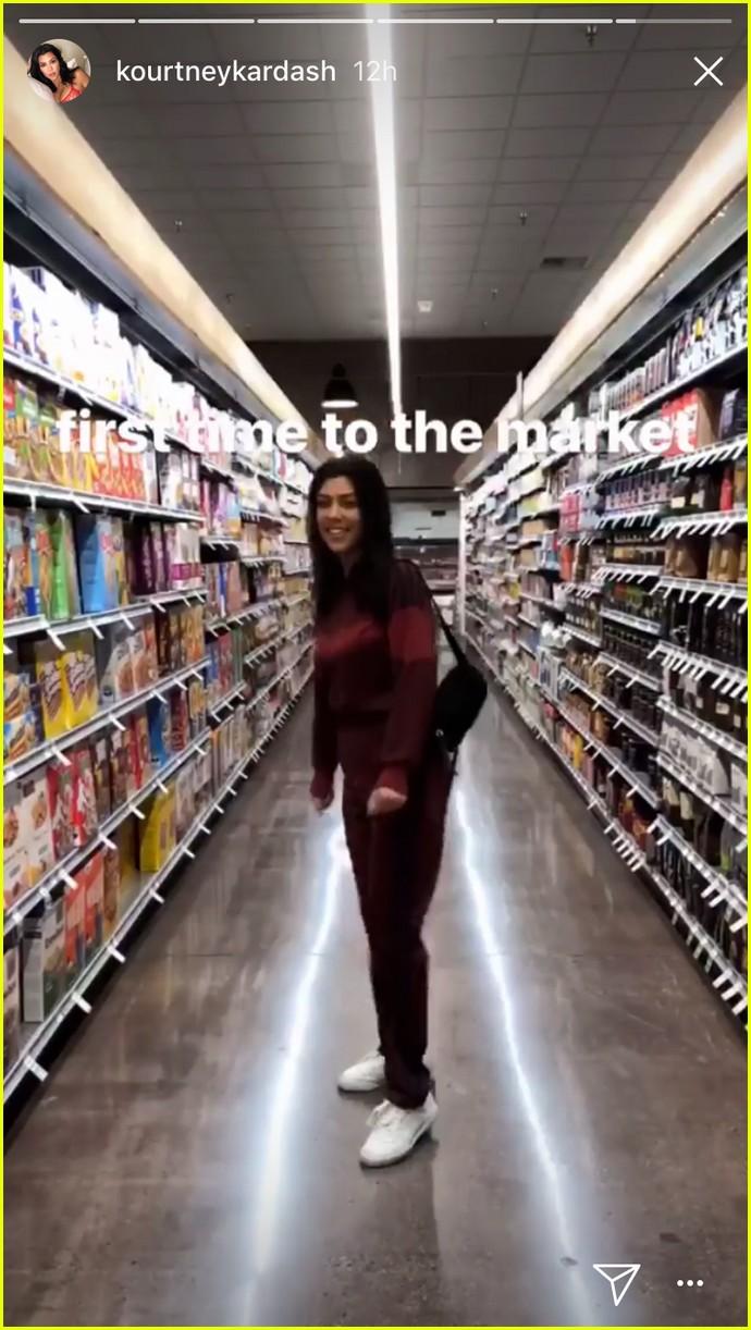 kourtney kardashian younes bendjima instagram drama 034047787