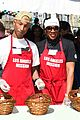 kellan lutz pharrell williams easter meal 01