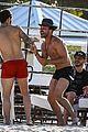 maluma flaunts shirtless body on vacation with prince royce 28