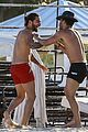 maluma flaunts shirtless body on vacation with prince royce 32