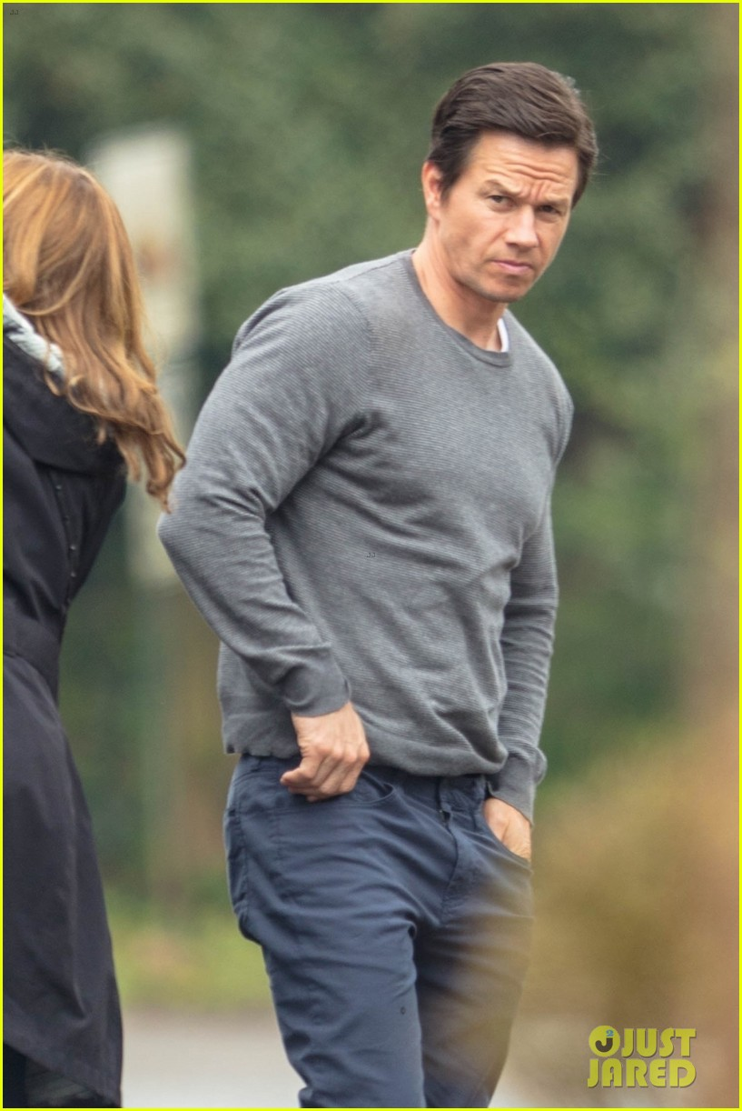 Mark Wahlberg Starts Filming His New Movie Instant Family