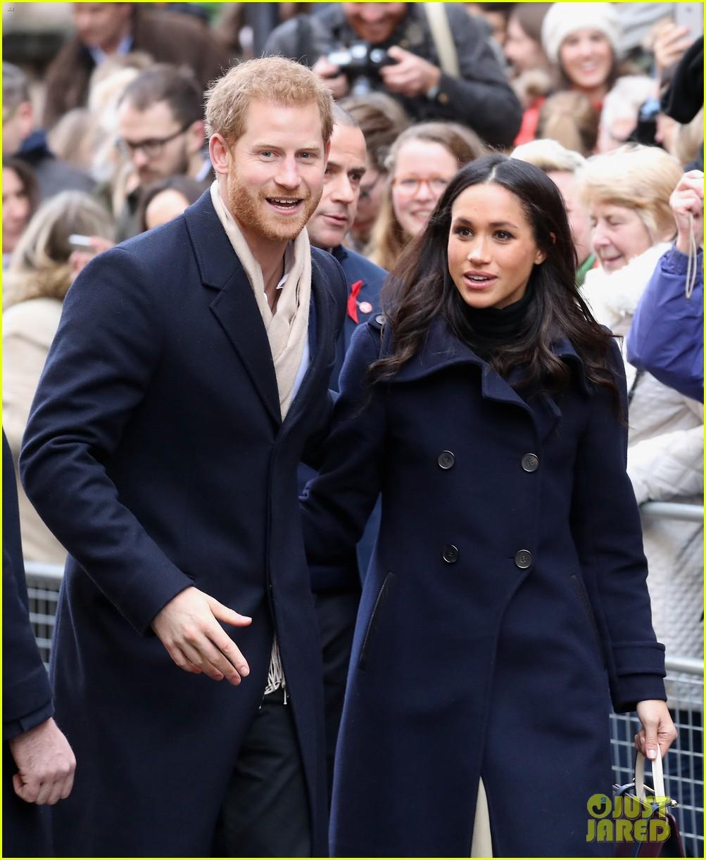 Prince Harry & Meghan Markle Reveal More Wedding Details