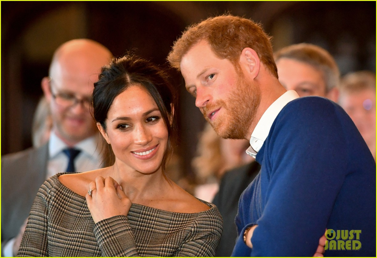 prince harry meghan markle reveal more wedding details 134041949