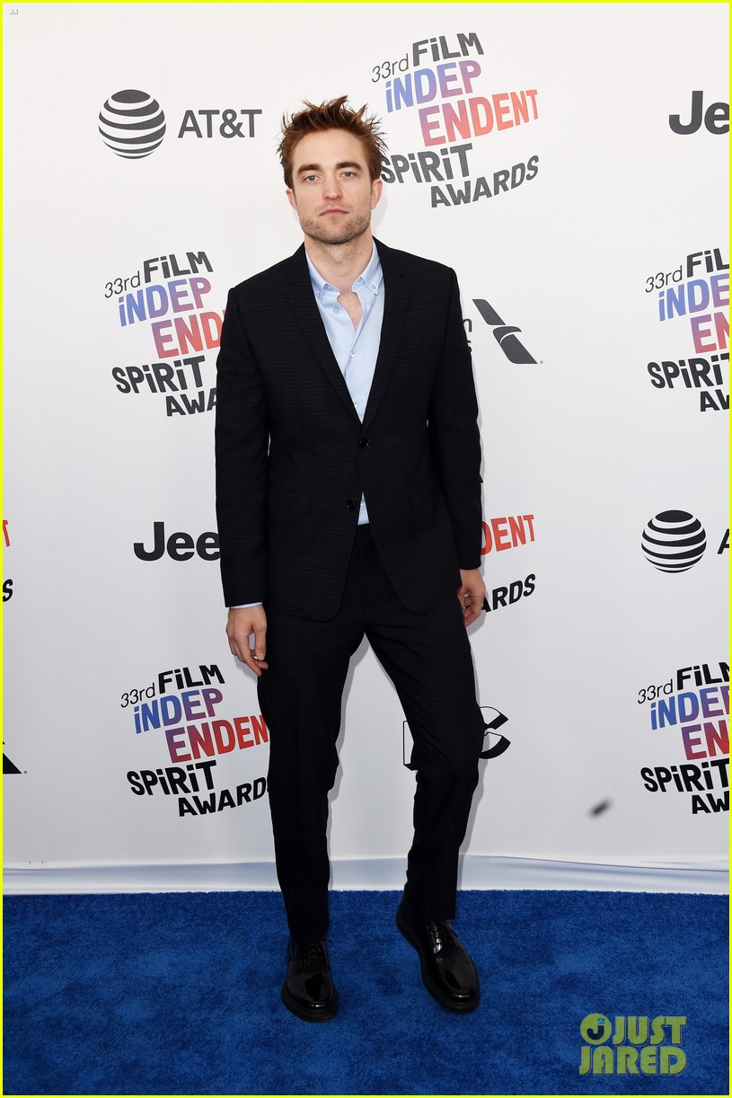 Not who is hookup robert pattinson 2018 remarkable, very