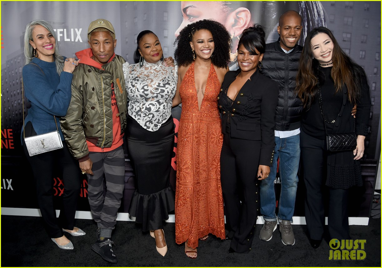 pharrell williams roxanne roxanne screening march 2018 00 24053132