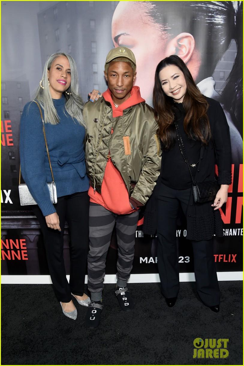 pharrell williams roxanne roxanne screening march 2018 094053138