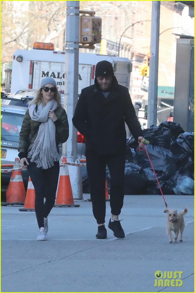 Liev Schreiber & Girlfriend Taylor Neisen Step Out for a ...