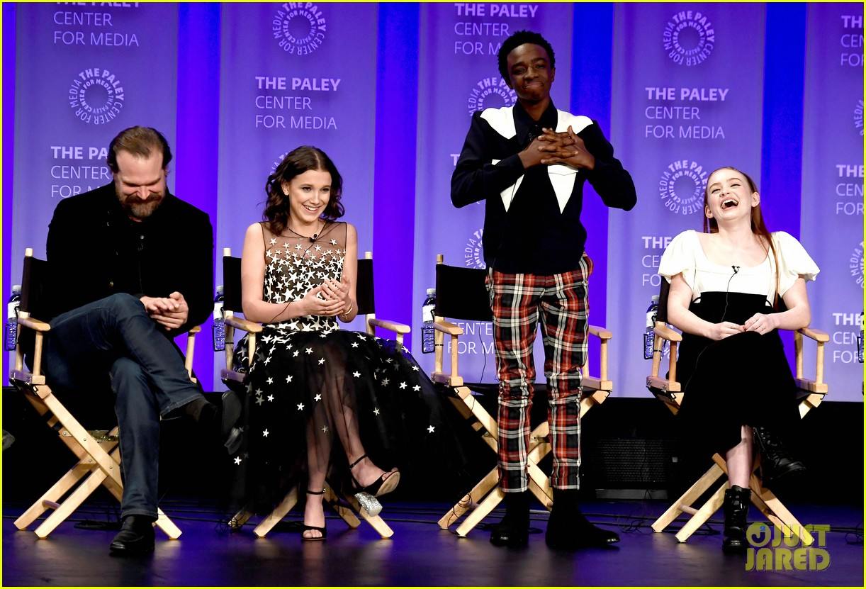 stranger things paleyfest panel 334056172
